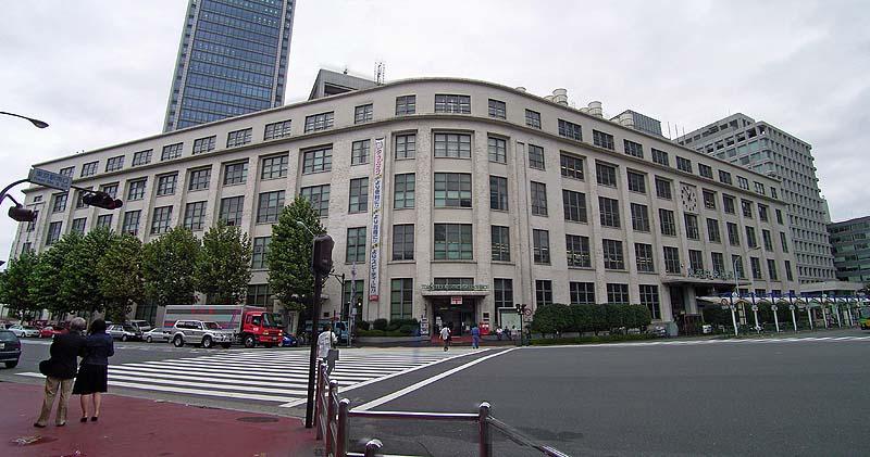 東京中央郵便局: FABRICA